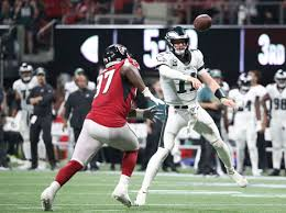 Atlanta Falcons 24, Philadelphia Eagles 20 - as it happened