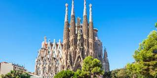 Discover the sagrada familia as if you were there! Incomplete La Sagrada Familia Finally Receives Construction Permit 137 Years Later Architectural Digest