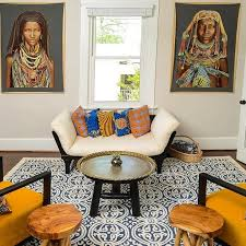 african inspired home decor ideas