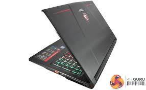 Msi Laptop Keyboard Lights Control Msi Raider Ge63vr 7re 120hz Gaming Laptop Review Kitguru