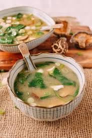 anese superfood miso soup