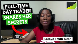 205: Making A Profit in Gaps & Futures Trading - Latoya Smith-Dean | Desire  To Trade