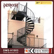 exterior metal staircase prices. spiral staircase prices, prices suppliers and manufacturers at alibaba.com exterior metal