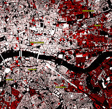 Suprageography Openstreetmap Coverage London Building Pa