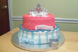 Birthday cakes ideas for ladies ~ Birthday cakes ideas for ladies ~ Boy girl twin st birthday cake ideas twins a jade cakes one