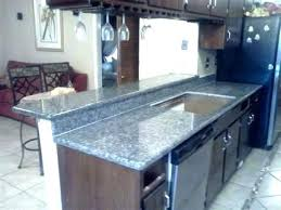 grey granite countertops white kitchen cabinets gray granite