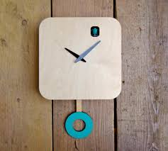 Accessories: Minimalist Clock - Clocks