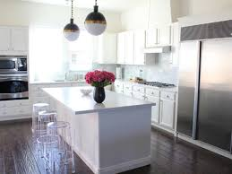 Of White Kitchens Facade Backsplashes Pictures Ideas Tips From Hgtv Hgtv