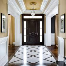 Dog Grooming Room Design Handsome Entry Foyer Tile Decorating Ideas Entry Traditional