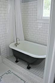 Shower Curtain Clawfoot Tub Solution