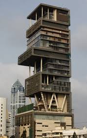 Worlds Most Expensive House Mukesh And Nita Ambani Reveal - Antilla house interior