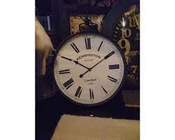 kensington station pocket watch style