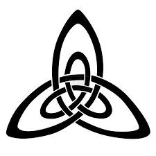 Vektorová Grafika Keltský Uzel Vzorníky Pro Tetování Nebo Jiný