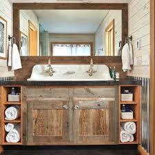 diy rustic bathroom vanities. best 25 country bathroom vanities ideas only on pinterest rustic barn and barns vanity with copper sink diy o