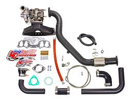 Pro Turbo Kit Low Boost 22RE Non Turbo Block