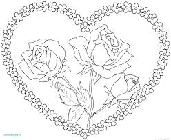 Mandala De Coeur Beautiful Coloriage A Imprimer Mandala Coeur En Dessin De Mandala Coeur L