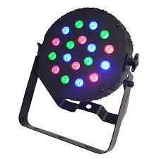 gala battery powered uplighting led can