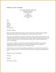 10 Internship Request Letter Sample Pdf Pandora Squared