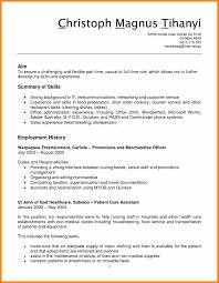 Stocker Resume Sample Luxury 7 Stock Clerk Resume Sample Eviosoft