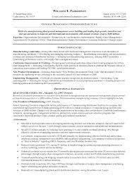 manager objective for resume  seangarrette cogeneral mangement resume sample with professional experience and core competencies   manager objective for resume