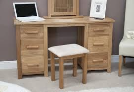 Pine Bedroom Stool Twin Pedastal Dressing Table Stool Bedroom Desks And