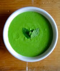 e b white ldquo pageantry of peas rdquo soup 7429