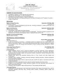 URBAN PLANNER/ DESIGNER-57150-28575 John W. Olson <br /> Resume 2010