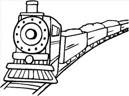 Train Coloring Pages Printable Free — FITFRU Style : Printable ...