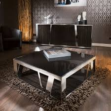 modern luxury large square coffee table