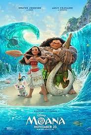 Cartoon Film Moana 2016 Film Wikipedia