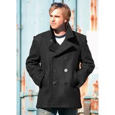 pea coat fail