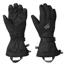outdoor research men 39 s adrenaline gloves black