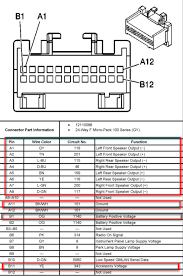 2004 saturn ion stereo wiring diagram diagrams for