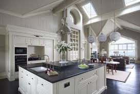 Superb New England Kitchen Design Wall Morris Design New England Style House  Ireland Decor Good Looking