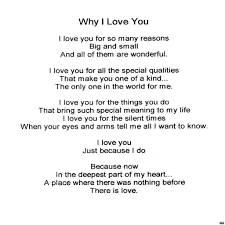 Why I Love You Letter For Him Images - Letter Format Formal Example