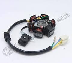 chinese 110cc atv stator wiring diagram great installation of magneto stator 6 pole coil 5 wire 50cc 70cc 90cc 110cc 125cc lifan rh aliexpress com wiring diagram for tao tao 110cc 4 wheeler 125cc chinese atv wiring