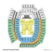 Lincoln Financial Field Philadelphia Pa