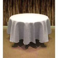 burlap table cloth natural burlap table cover round white burlap tablecloth for 6 foot table