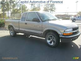 2000 Chevrolet S10 LS Extended Cab in Sunset Gold Metallic ...