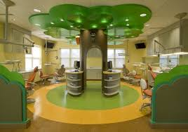 Pediatric Dentist Office Design Interesting Inspiration Design