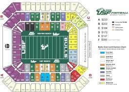 Ut Stadium Seating Chart Ut Seating Center Stadium Flynns