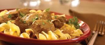 clic beef stroganoff recipe