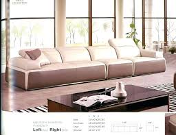 camel leather sectional sssitco camel leather sectional sofa