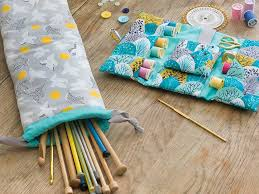 Knitting Needle Case Pattern