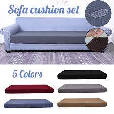 3 seats stretchy waterproof sofa