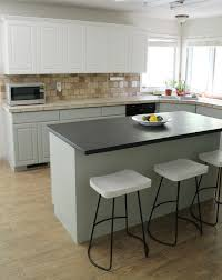 Painting Kitchen Cabinets Gray Our Painted Kitchen Cabinets Chris Loves Julia