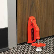 Plain Door Stopper Security O In Perfect Ideas