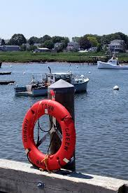 Launching From Green Harbor In Marshfield Ma On The North