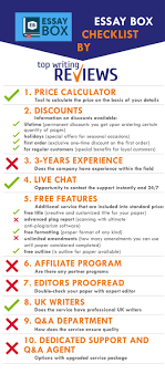 essaybox com review testimonials prices discounts checklist review of essaybox by topwritingreviews