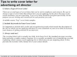 Art Director Cover Letter Art Director Cover Letter Awesome Public